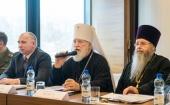 Митрополит Минский Павел принял участие в конференции тюремных священнослужителей Белорусской Православной Церкви