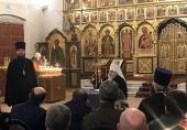 Председатель Синодального комитета по взаимодействию с казачеством провел совещание с атаманами и казаками Москвы и Московской области