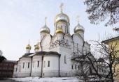 Южный корпус келий Зачатьевского ставропигиального монастыря передан Церкви