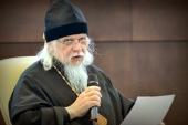 Председатель Синодального отдела по благотворительности принял участие в международной конференции «Ценность каждого»