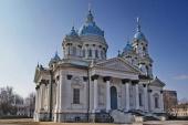 Архиепископ Сумской Евлогий направил письмо Президенту Украины в связи с угрозой захвата Троицкого архиерейского собора в г. Сумы