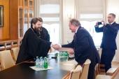 Подписано соглашение о сотрудничестве между Общецерковной аспирантурой и Болгарской исламской академией