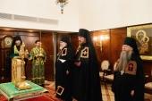 Слово архимандрита Алексия (Орлова) при наречении во епископа Серовского и Краснотурьинского