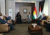 Представитель Русской Православной Церкви посетил Ирак