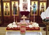 Впервые за семь лет в приходе при Представительстве Русской Православной Церкви в Дамаске совершены богослужения Страстной седмицы