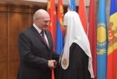 Президент Республики Беларусь направил Предстоятелю Русской Православной Церкви поздравление с праздником Воскресения Христова