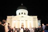 В праздник Пасхи Предстоятель Православной Церкви Молдовы совершил Литургию в Рождественском соборе Кишинева