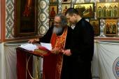 По ходатайству Святейшего Патриарха Кирилла осужденный к пожизненному лишению свободы допущен в храм