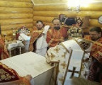 Храм в честь иконы Божией Матери «Целительница» освящен на территории детской больницы города Калуги