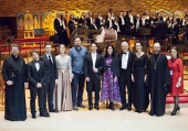 В Мариинском театре Санкт-Петербурга состоялся концерт «Царский путь к святым»