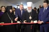 При Малоярославецском Никольском Черноостровском монастыре на средства президентского гранта создан музей, посвященный событиям войны 1812 года