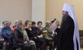 Духовенство Нижегородской митрополии посетило санаторно-реабилитационный центр для инвалидов с патологией органов дыхания в Дзержинске