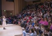 В Париже прошел детский пасхальный фестиваль