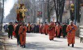 В Арзамасе состоялся общегородской Пасхальный крестный ход