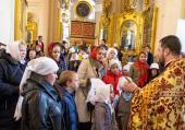 В Петербурге состоялся пасхальный праздник для детей-сирот