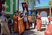 Часовня в честь новомучеников и исповедников земли Кубанской освящена в Армавире