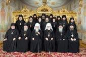 Состоялось первое в 2018 году заседание Синода Белорусской Православной Церкви