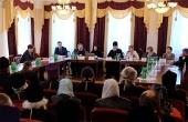 Юридическая служба Московской Патриархии провела семинар в Курской митрополии