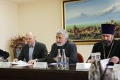 Представители Русской Православной Церкви приняли участие в круглом столе «Состояние и проблемы оказания бесплатной юридической помощи»