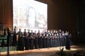 В Храме Христа Спасителя в Москве состоялся концерт, посвященный новомученикам ― выпускникам Санкт-Петербургской духовной академии