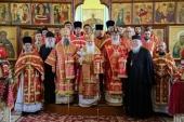 Председатель Издательского Совета Русской Православной Церкви посетил Среднеазиатский митрополичий округ