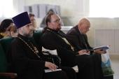 В Дивеево прошла конференция «Наследие прп. Серафима Саровского и актуальные вопросы духовно-нравственного просвещения»