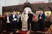 В Северном Арктическом федеральном университете возродили домовый храм Апостола Иоанна Богослова