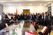 Делегация Русской Православной Церкви приняла участие в экспертной консультации по вопросам развития объектов Всемирного наследия религиозного назначения