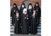 Открылось очередное заседание Архиерейского Синода Русской Зарубежной Церкви