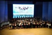 Гала-концерт фестиваля «Пасха — Победа» прошел в Хабаровске