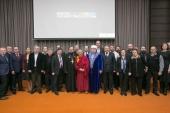 В Санкт-Петербурге прошла конференция «Религиозная ситуация на Северо-Западе: традиционные религии, религиозные традиции»