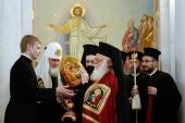 Приветственное слово Блаженнейшего Архиепископа Тиранского и всей Албании Анастасия