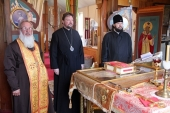 Состоялась поездка руководителя Управления Московской Патриархии по зарубежным учреждениям в США