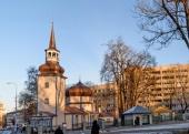 Мэрия Таллина поддерживает реставрацию храма Рождества Пресвятой Богородицы в эстонской столице