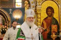Слово Святейшего Патриарха Кирилла перед панихидой в Знаменском кафедральном соборе г. Кемерова на 40-й день после пожара в ТЦ «Зимняя вишня»