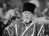 Отошел ко Господу Патриарший архидиакон Андрей Мазур