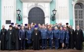 В Синодальном отделе по тюремному служению обсудили вопросы сотрудничества Церкви с Уголовно-исполнительной инспекцией УФСИН России по городу Москве