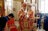 Главный редактор Издательства Московской Патриархии совершил богослужения в храмах столичных вокзалов и вознес заупокойные молитвы на 40-й день трагедии в Кемерове