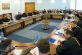 Состоялось совещание по вопросу строящихся храмов Минской епархии