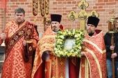В Пюхтицком Успенском монастыре прошли торжества по случаю дня памяти св. блж. Екатерины Пюхтицкой