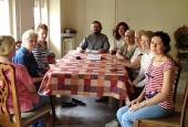 В Представительстве Русской Православной Церкви в Дамаске начались библейские занятия