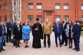 В Выборгской епархии начал работу новый детский хоспис