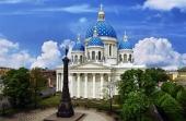 Святейший Патриарх Кирилл посетит Санкт-Петербургскую митрополию
