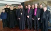 В Хельсинки состоялось заседание Рабочей группы по сотрудничеству между Русской Православной Церковью и Евангелическо-лютеранской церковью Финляндии