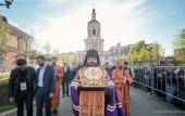 В Москву принесен ковчег с частицей мощей святителя Луки (Войно-Ясенецкого)