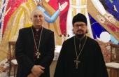 Представитель Патриарха Московского и всея Руси при Патриархе Антиохийском посетил представительство Ватикана в Дамаске