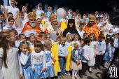 Предстоятель Украинской Православной Церкви возглавил праздничное богослужение в Городокском монастыре на Ровенщине