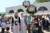 Более 2,7 миллионов рублей собрано для малоимущих на празднике благотворительности «Белый цветок» в Москве