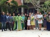 В юрисдикцию Русской Православной Церкви приняты приходы в Джакарте и на острове Бали (Индонезия)