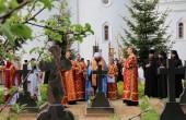 В Троицком Герасимо-Болдином мужском монастыре прошли торжества в честь преподобного Герасима
